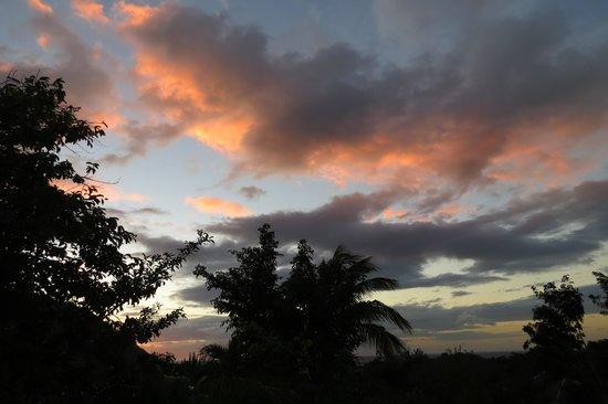 Coeur Caraibes: vue de la chambre
