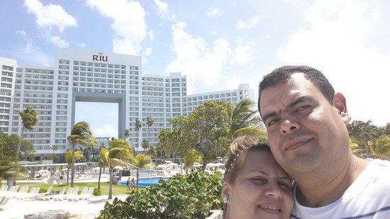 Hotel Riu Palace Peninsula : Magnifico hotel.