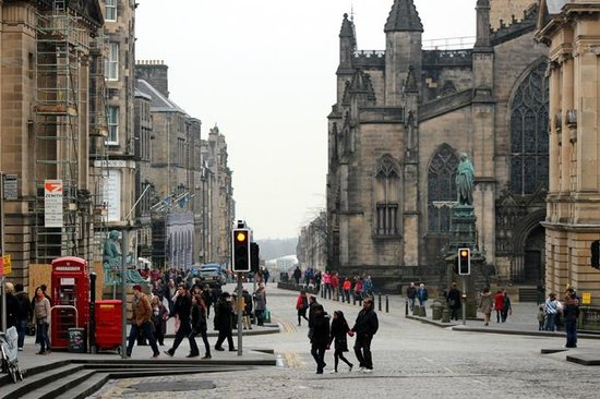 Edinburgh Old Town: An 'Old Town' Afternoon