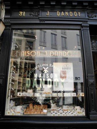 Maison Dandoy - Tea Room: Cookie Shop