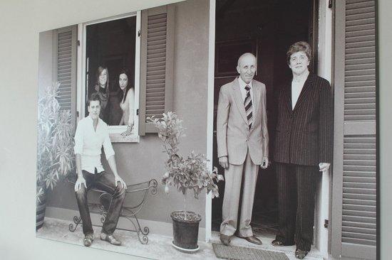Relais Casa Sobrero: family that runs this place