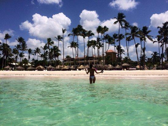 Paradisus Palma Real Golf & Spa Resort: Playa soñada!!!
