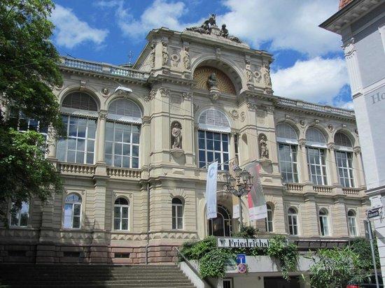 Friedrichsbad Römisch-Irisches Bad: les themes