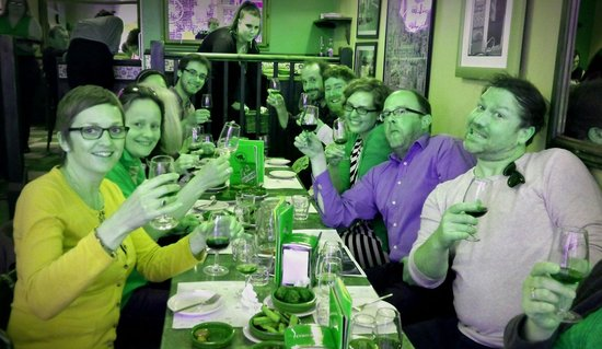 Los Gatos: Great Sherry Evening......June 2014