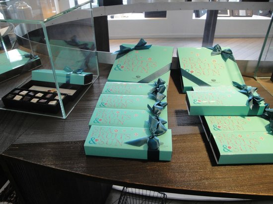 Beautiful Chocolate Boxes Picture Of Pierre Marcolini Brussels