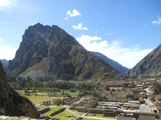 KB Tambo Tours: Stayed in Ollantaytambo