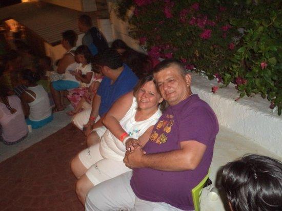 Hotel Blue Cove: EN EL BAR