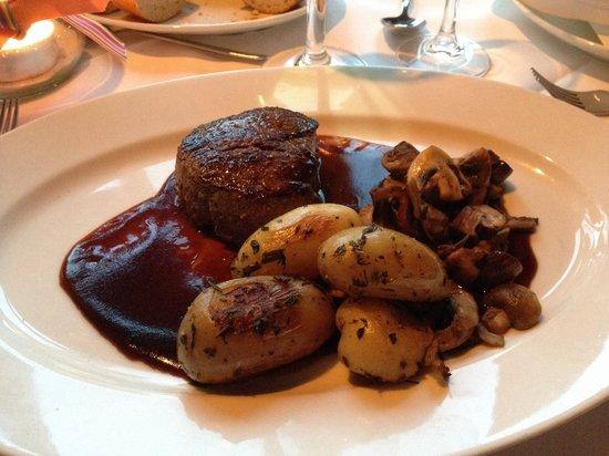 Langengrad: Fillet steak 10 out of 10!