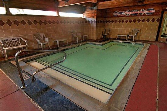 Quality Inn : Indoor Pool