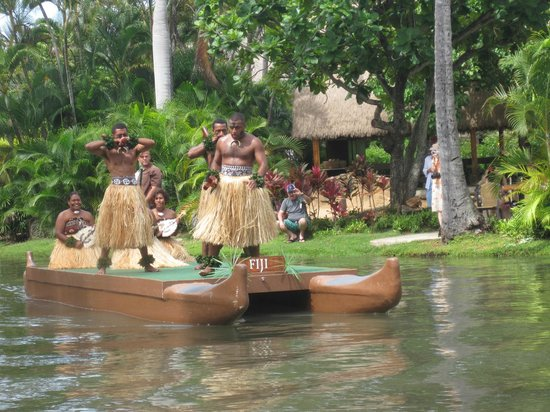 Polynesian Cultural Center: Canoe Pagent