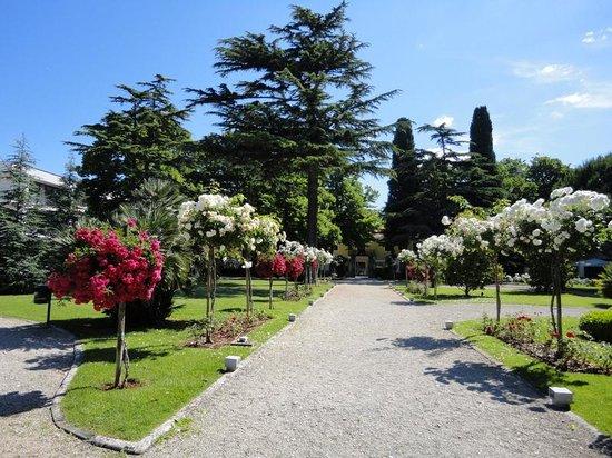Falkensteiner Hotel Adriana: Den vakre hagen