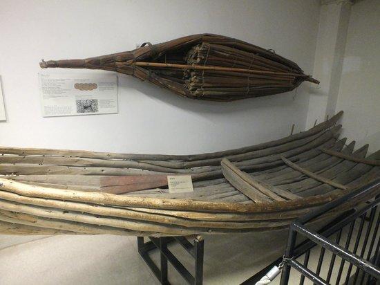 Deutsches Museum: Лодка