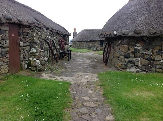 Skye Museum of Island Life : rural museum