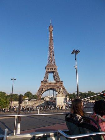 L'Open Tour : tower