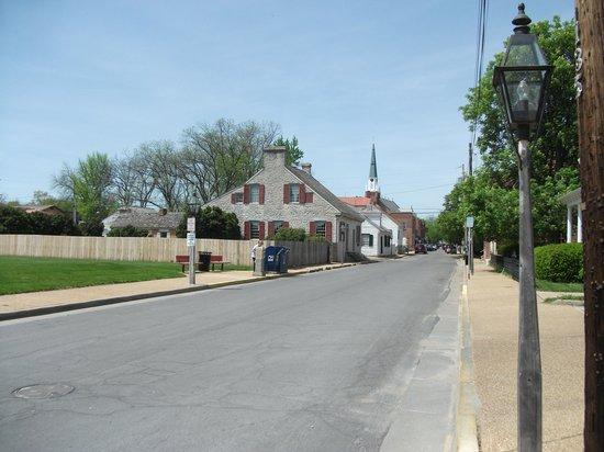 Bolduc House Museum : village de Ste-Geneviève
