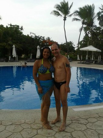 Hesperia Playa El Agua: Piscina Edén Club