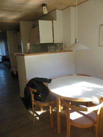 Hotel Vigen: Dining area