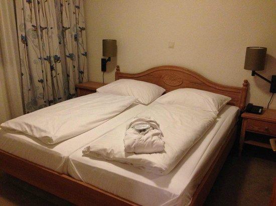 Dorint SportHotel: Schlafzimmer