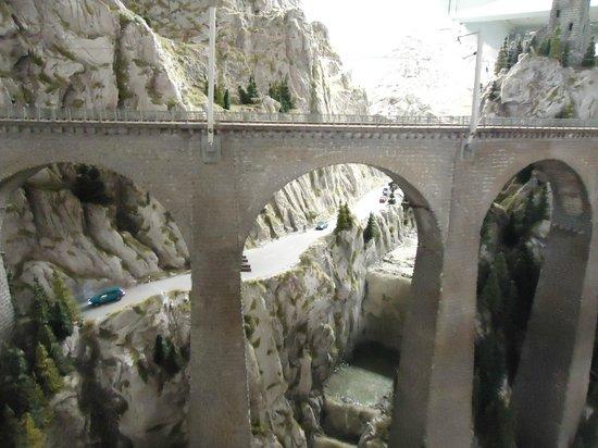 """Miniatur Wunderland: """"Mini"""" Bridge"""