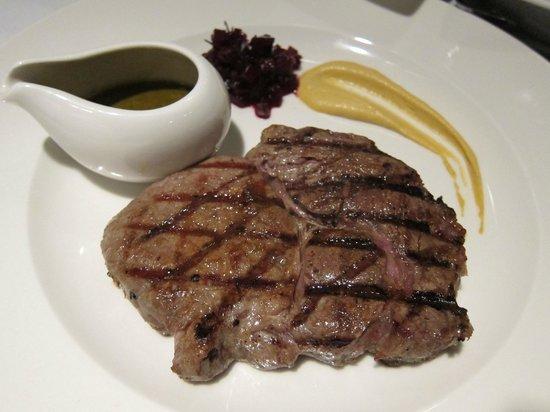 Arnguli Grill & Restaurant: Black Angus Eye Fillet
