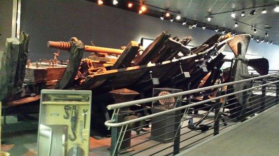 National Civil War Naval Museum: Wow