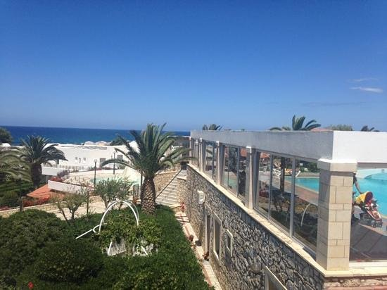 Annabelle Beach Resort: top pool