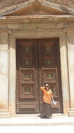 Palace of Carlos V : Seitenportal