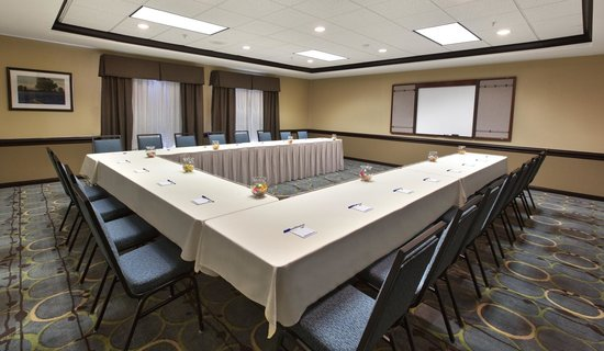 Holiday Inn Express Hotel & Suites The Woodlands: Conference Style Meeting Room