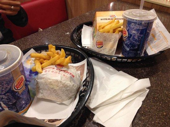 Burger King Copenhagen