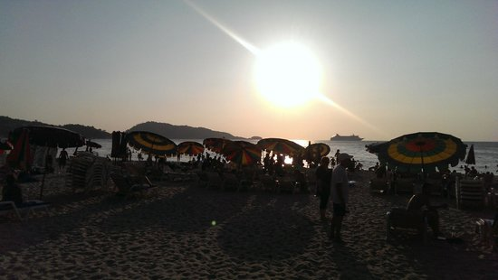 Patong Beach : Закат