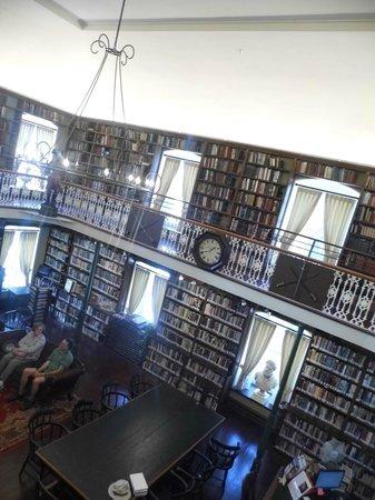 Morrin Centre: Library
