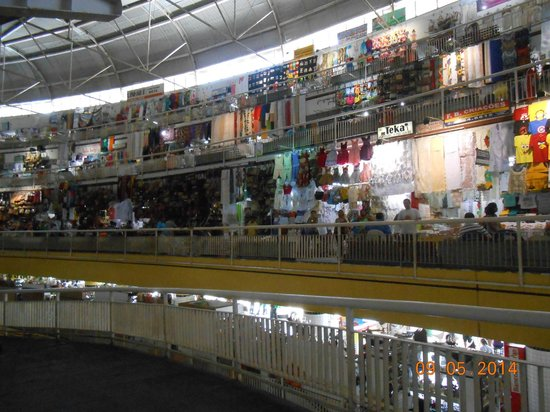 Mercado Central de Fortaleza: Tudo de artesanato em um só lugar.