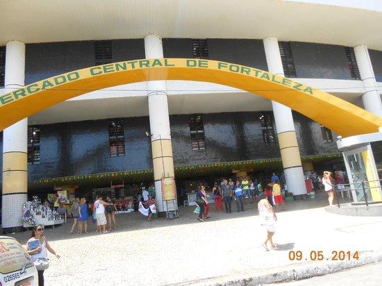 Mercado Central de Fortaleza: Vá com tempo, o passeio é muito bom.