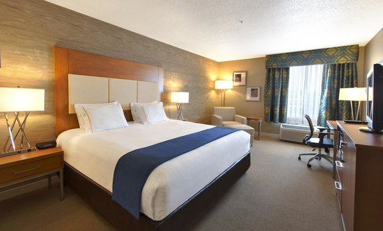 Holiday Inn Express Hotel & Suites The Woodlands: Standard King Room