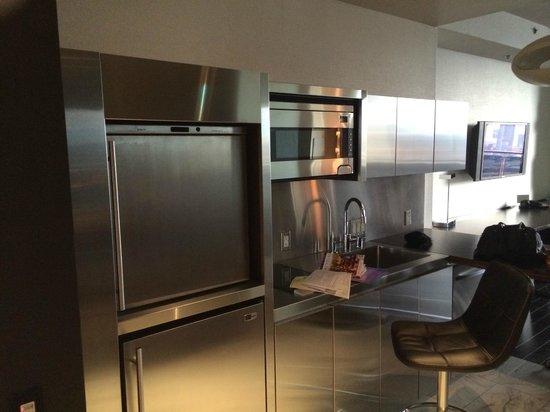 Palms Place Hotel and Spa: Cozinha do Apartamento