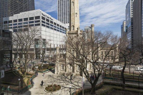 Park Hyatt Chicago: City View