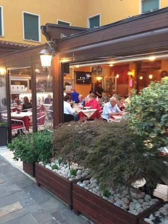 Hotel Alpino: restaurant