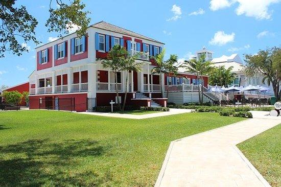 Islandz Tours - Cultural Walking Tours of Downtown Nassau: Watling's Distillery