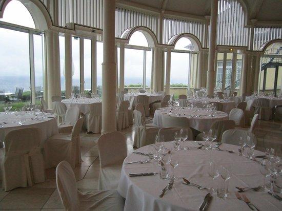 Steigenberger Grandhotel Petersberg: Festsaal