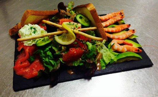 Côté Docks : Salade de la Mer