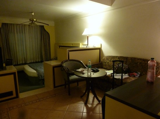 Vits Hotel: View of the room