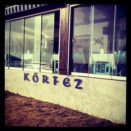 Korfez: Körfez fish restaurant
