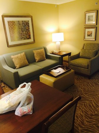 Embassy Suites by Hilton Destin - Miramar Beach : New rooms! Very beautiful