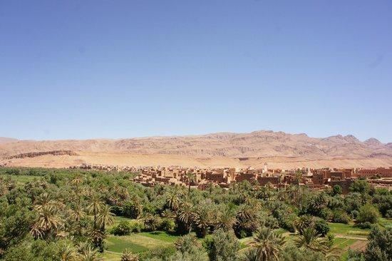 Sahara Tours 4x4 : Vallée du Todra (je crois)
