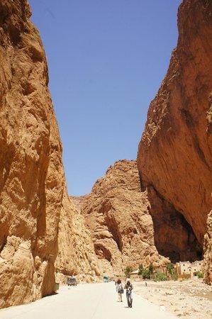 Sahara Tours 4x4 : Les Gorges du Todra