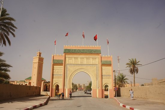 Sahara Tours 4x4 : Les portes du désert