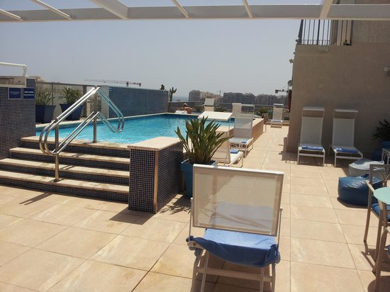 Hotel Juliani: Roofpool