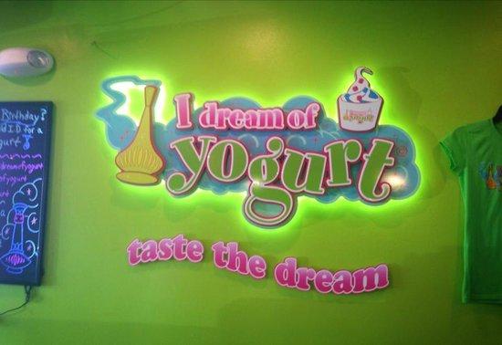 I Dream of Yogurt: Go visit!