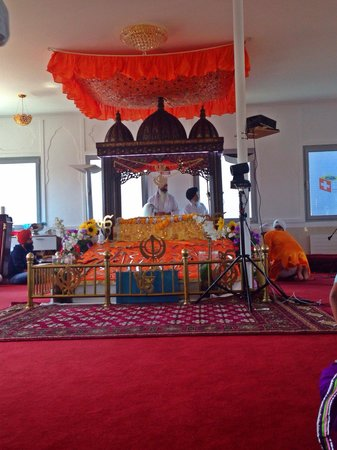 Langenthal, Switzerland: Granth Sahib ��❤️