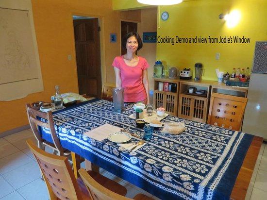 Jodie's Kitchen Cooking Class: Jodie